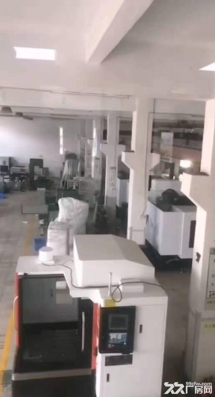 凤岗油甘埔带办公室一楼1600平6米高行车牛角适合各行业-图(1)