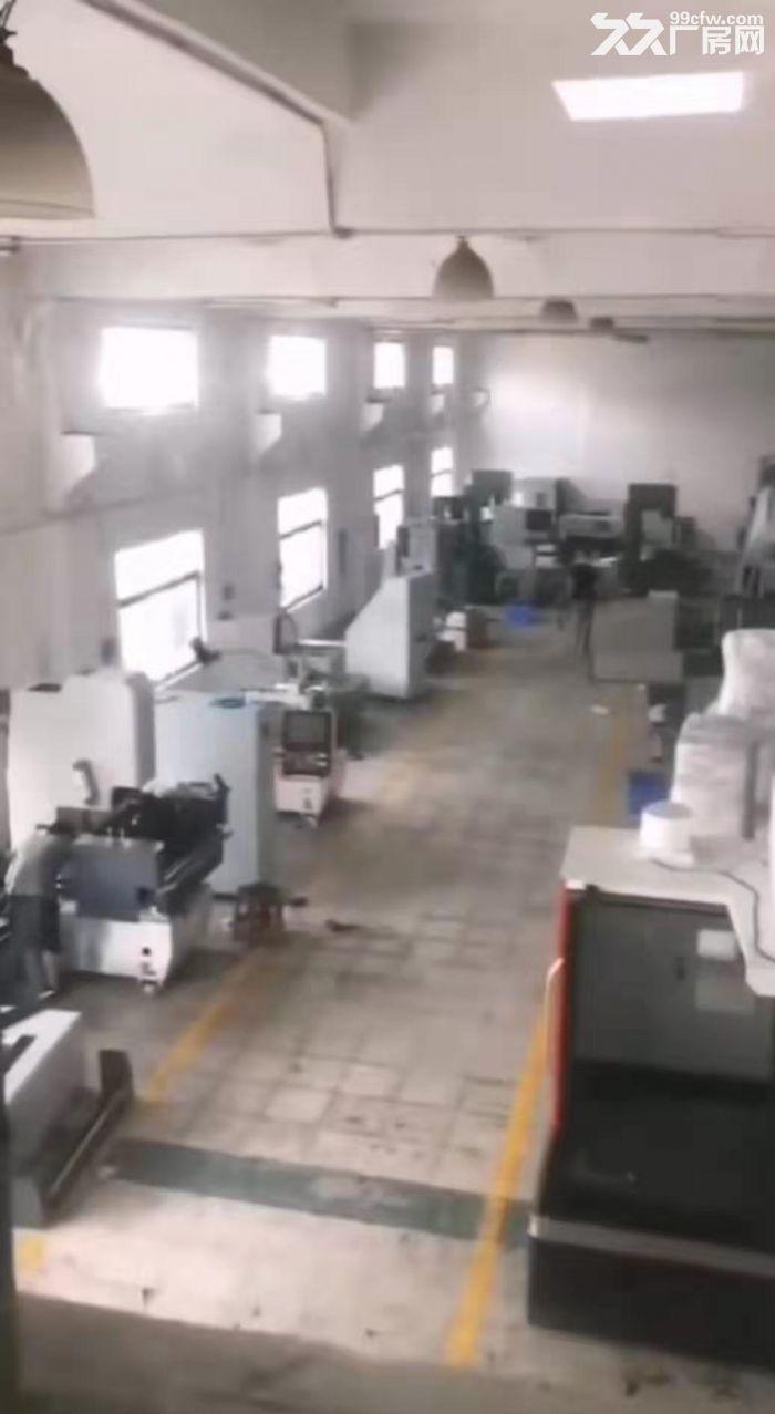 凤岗油甘埔带办公室一楼1600平6米高行车牛角适合各行业-图(2)