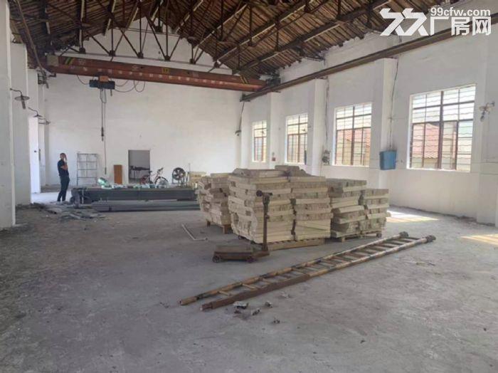 奉城独门独院1800平单层可做纸箱轻加工仓储等行业-图(2)