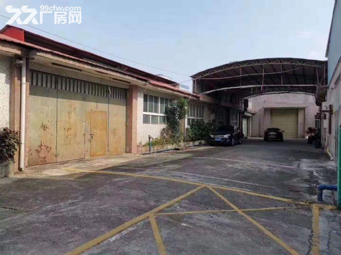 凤岗官井头7米高独院钢构1900平出租价格便宜适合各行业-图(2)