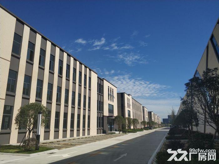 经开区钢结构厂房1800平米立即入驻带装修大配电-图(1)