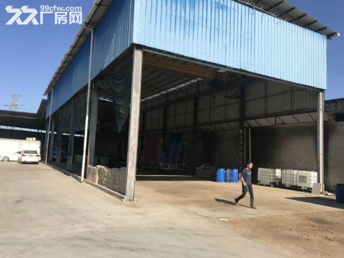 800方钢结构厂房独门独户(世联行不收费)-图(2)
