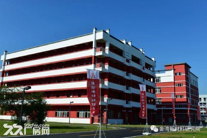 珠海金湾区全新厂房首次对外招租,价格低,环境好,公寓、食堂、娱乐配套齐全-图(2)