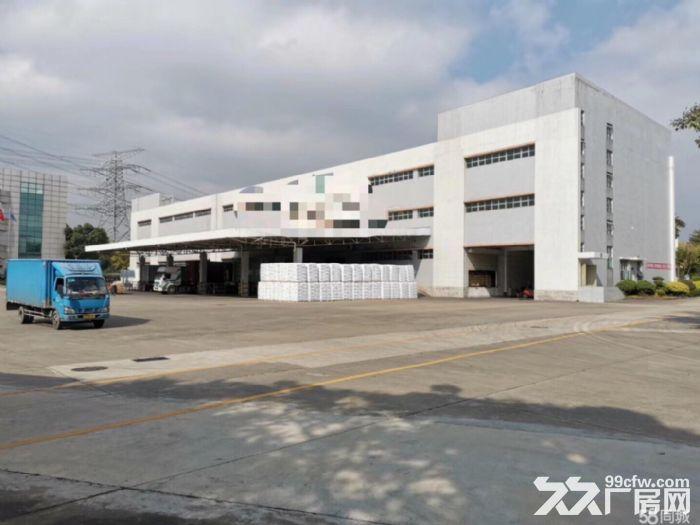 深圳20万平方厂方出租、有钢结构、有正规厂方、高8米、楼上6米、可分租、带红本、-图(4)