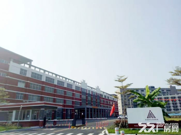 金湾标准厂房3000平、1000平可整租或分租消防喷淋齐全-图(7)