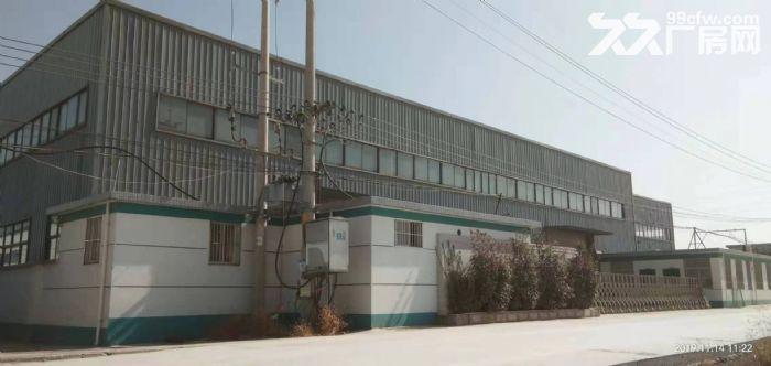 泰州姜堰区梁徐镇现有2800平方厂房可供租赁,有意者面议-图(1)