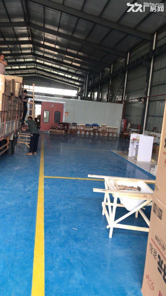 泰州姜堰区梁徐镇现有2800平方厂房可供租赁,有意者面议-图(4)