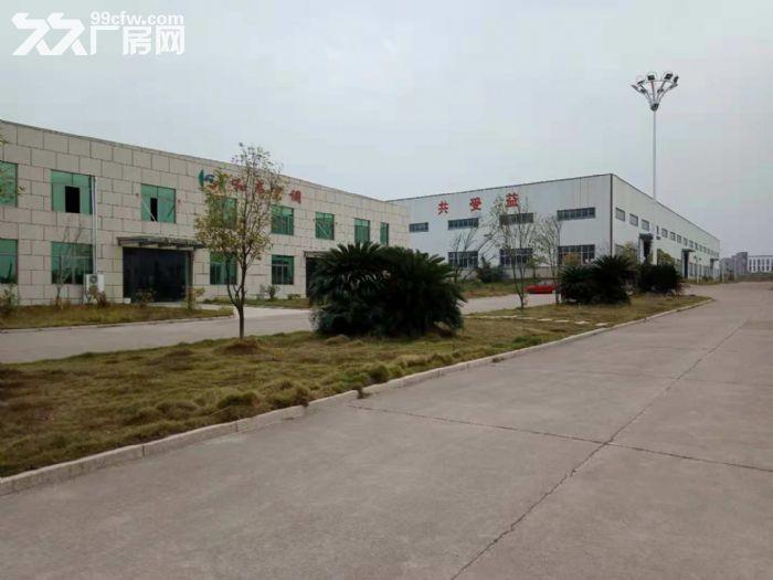 上饶县茶亭工业园区独立厂房出租-图(4)