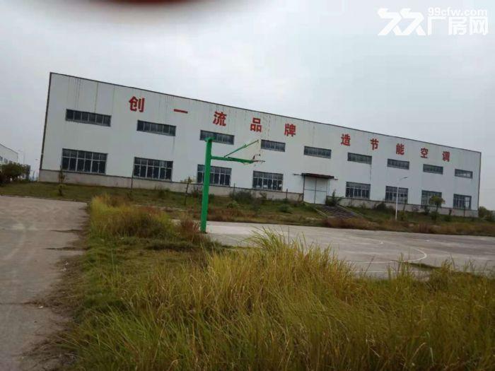 上饶县茶亭工业园区独立厂房出租-图(3)