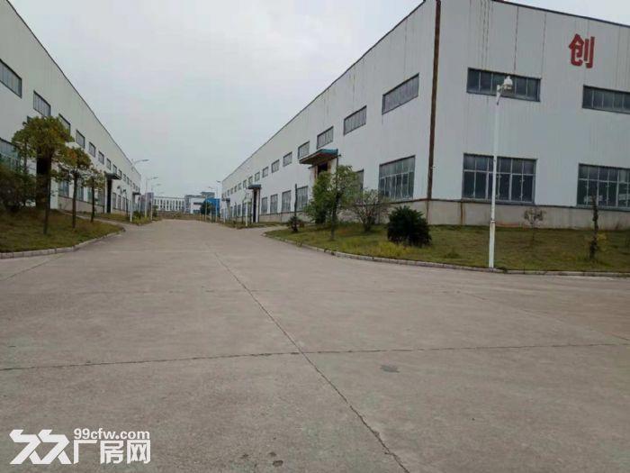 上饶县茶亭工业园区独立厂房出租-图(6)