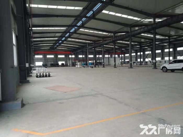 上饶县茶亭工业园区独立厂房出租-图(8)