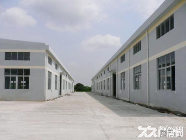 独院钢构厂房12000出租-图(1)