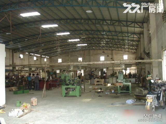 独院钢构3300平方厂房出租-图(2)