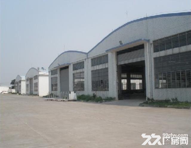 独院钢构7000平方厂房出租-图(1)