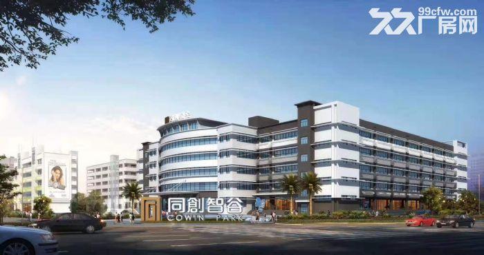 同创智谷产业园!斗门新升级工业厂房,面积大,空地多,福利多-图(1)