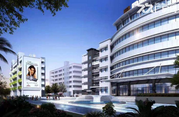 同创智谷产业园!斗门新升级工业厂房,面积大,空地多,福利多-图(2)