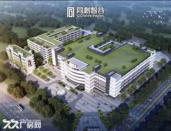 同创智谷产业园!斗门新升级工业厂房,面积大,空地多,福利多-图(3)