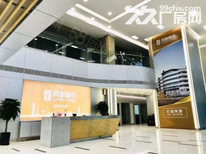 同创智谷产业园!斗门新升级工业厂房,面积大,空地多,福利多-图(6)
