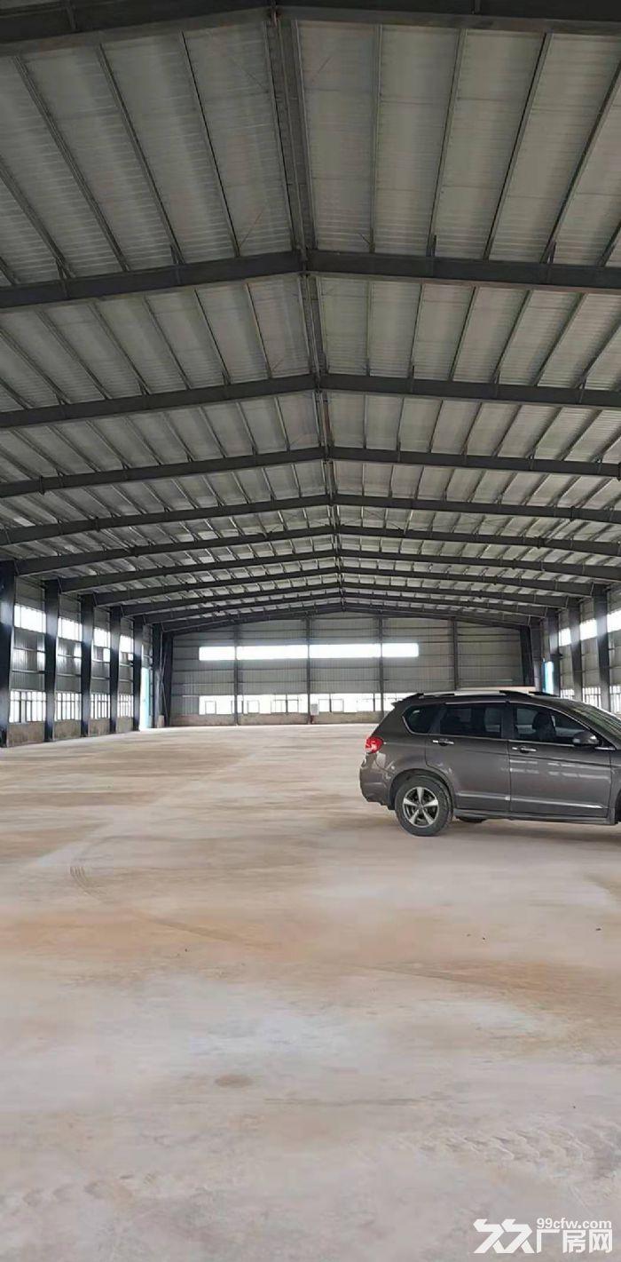 台山四九工业区可做家私厂房4000平方招租,现成装修-图(1)