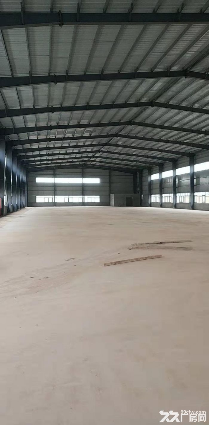 台山四九工业区可做家私厂房4000平方招租,现成装修-图(3)