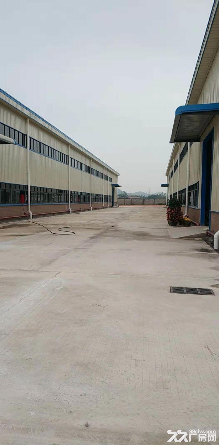 台山四九工业区可做家私厂房4000平方招租,现成装修-图(4)