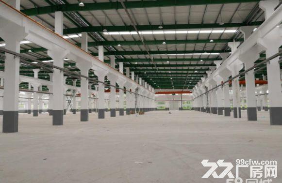 滨湖区华庄25000平全新高标准机械厂房对外出租可分租-图(1)