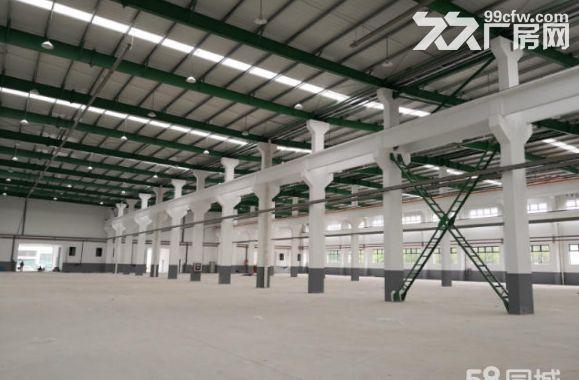 滨湖区华庄25000平全新高标准机械厂房对外出租可分租-图(2)