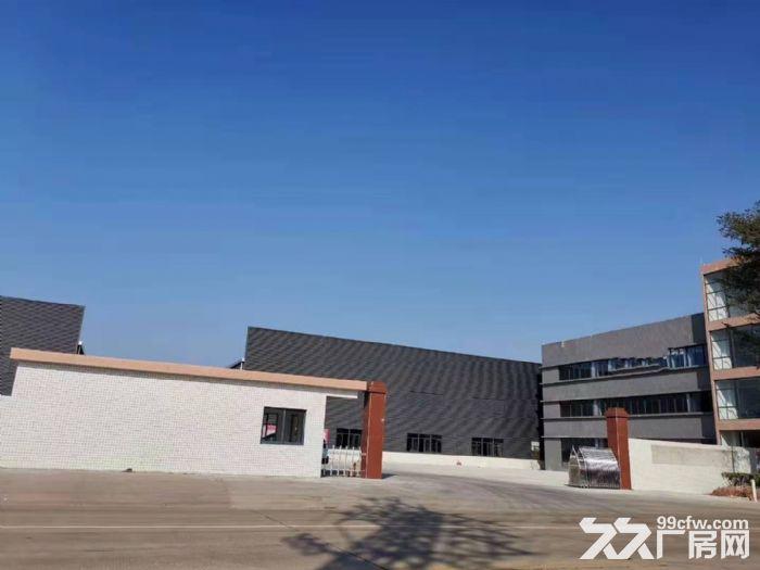 出租清远石角《20000方单一层钢构厂房》可分租,电大-图(4)