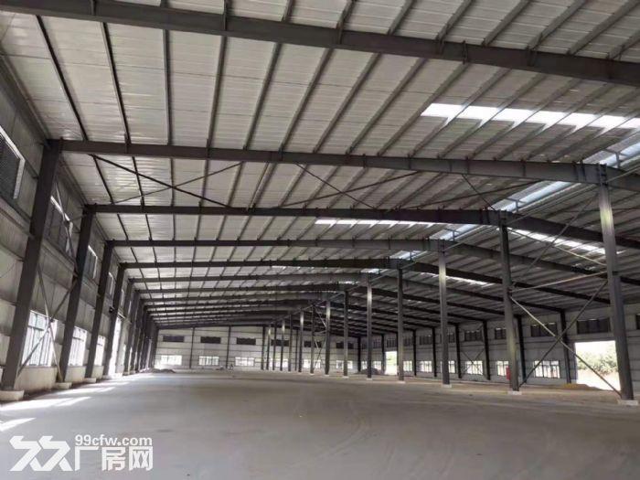出租清远石角《20000方单一层钢构厂房》可分租,电大-图(3)