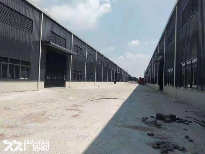 出租清远石角《20000方单一层钢构厂房》可分租,电大-图(7)