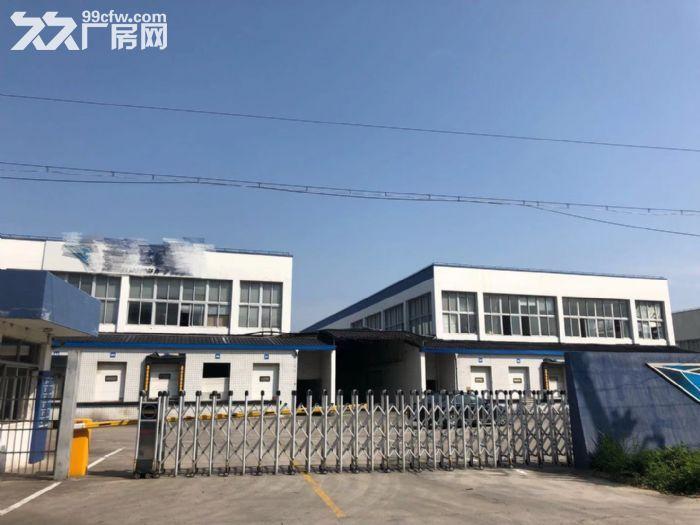 新桥镇独门独院厂房出租-图(1)