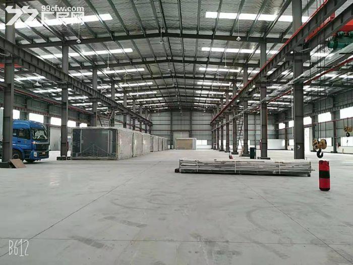 青浦全新厂房招租,厂房面积+办公面积1.3万平带行车,看房随时-图(2)