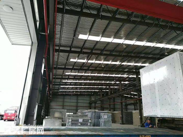 青浦全新厂房招租,厂房面积+办公面积1.3万平带行车,看房随时-图(4)