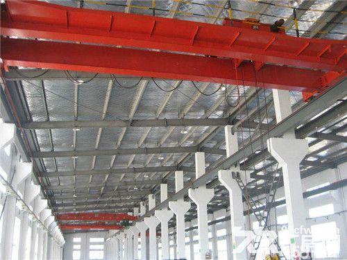 科学园厂房单层1700平米,高10米,可做球馆-图(1)