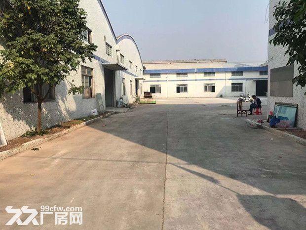独门独院鹤山6500平方简易厂房出租-图(1)