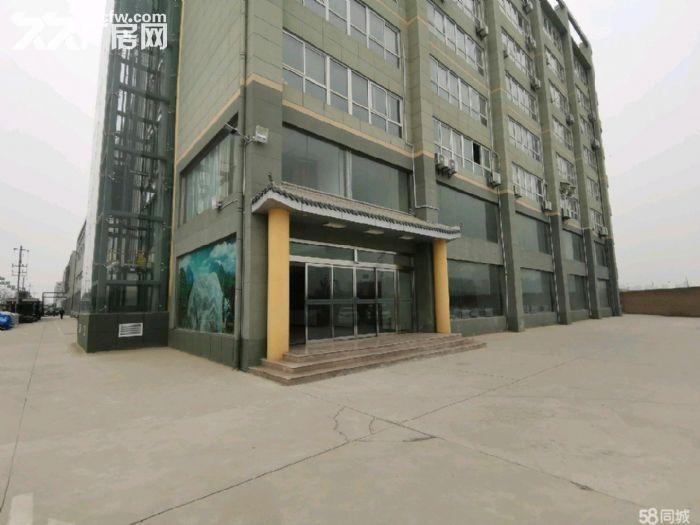 大跨度框架式标准厂房对外出租-图(1)