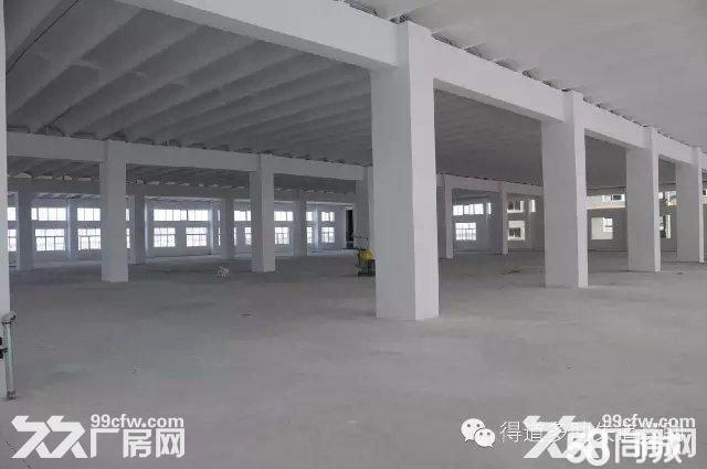 大跨度框架式标准厂房对外出租-图(2)