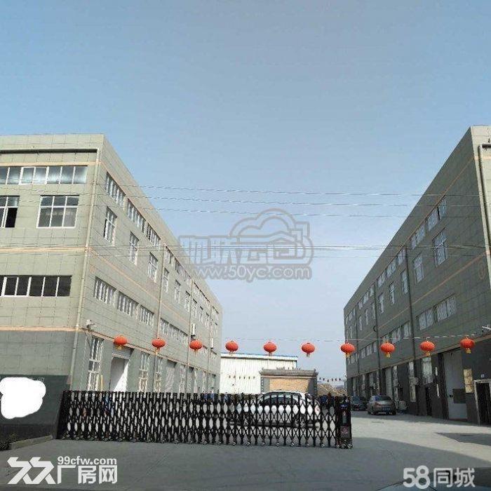 大跨度框架式标准厂房对外出租-图(4)