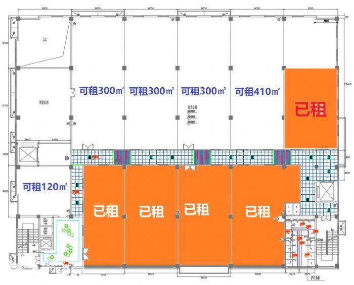 科技园直招!地铁口!园区900平米高端制造楼出租-图(1)