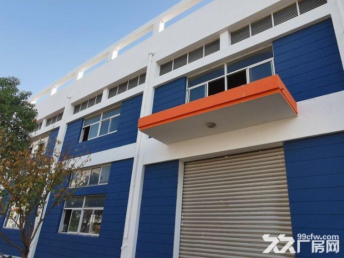 独栋+大门厅+LOGO!园区1100平米高端制造楼出租-图(1)