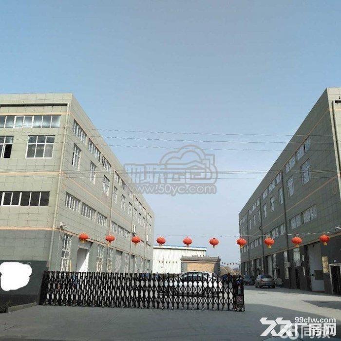 高标准框架式大跨度厂房出租-图(5)