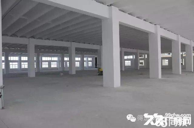 高标准框架式大跨度厂房出租-图(3)