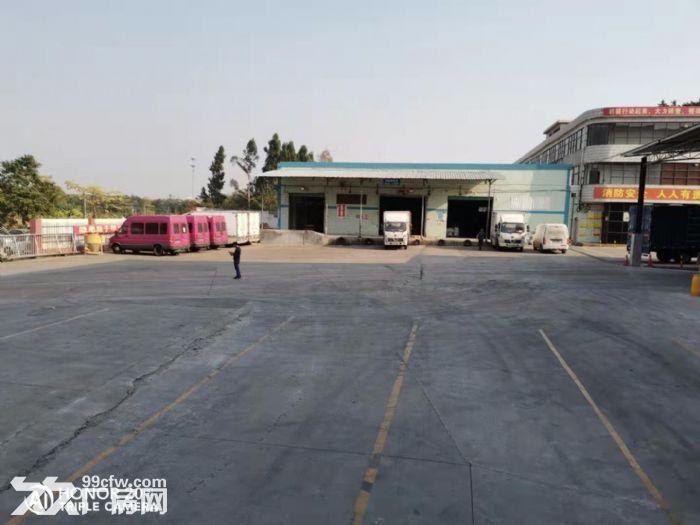 出租佛山市南海区罗村桂丹路边仓库面积可选消防验收合格-图(3)