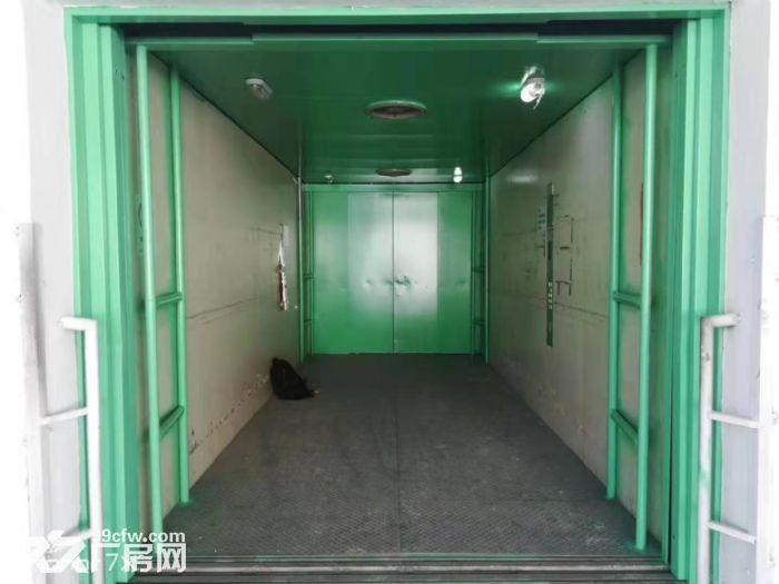 近地铁,3吨货梯,可办环评,带装修,钟村独门独院标准厂房出租-图(4)