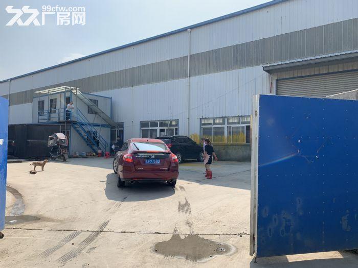 江夏区带两架航吊车厂房诚意出租-图(4)