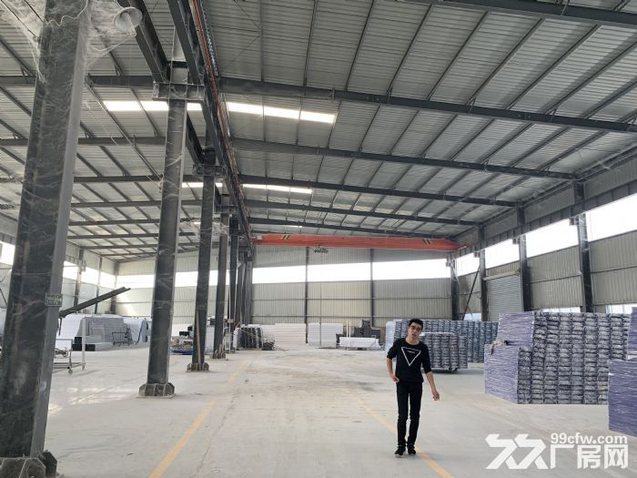 江夏区带两架航吊车厂房诚意出租-图(7)