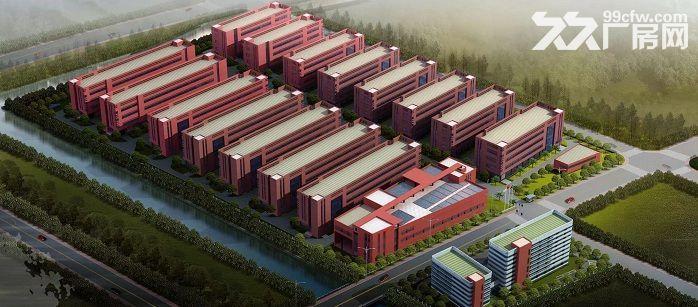 台州之恩电镀园区1000−50000平方招商招租-图(3)