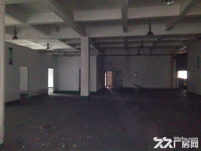 华庄标准厂房一楼1400平米楼上1800平米出租,可分租一楼-图(2)
