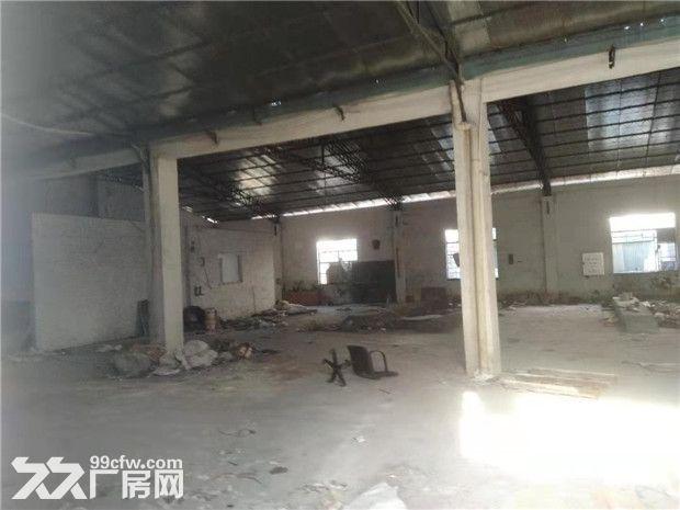 鹤山1100平方陈山高速附近厂房出租-图(1)