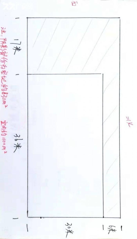 1200方全新厂房可办理环评(世联行不收取费用)-图(1)